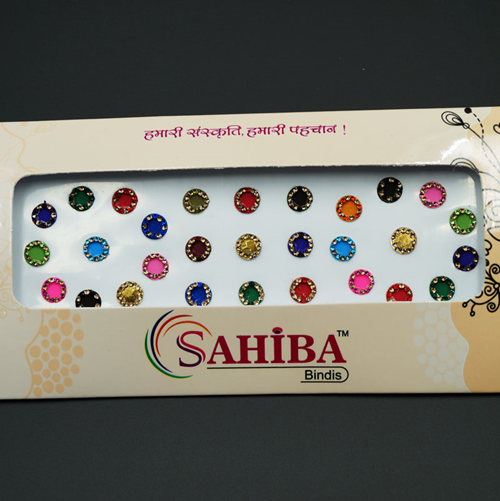 Sahiba - Multi Pack Diamante Bindi