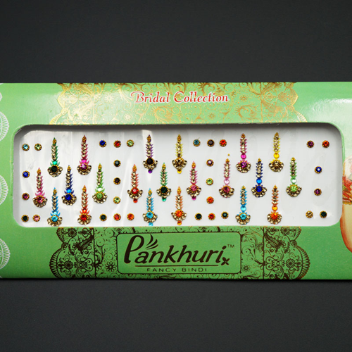 Pankhuri - Multi Pack Diamante Bindi
