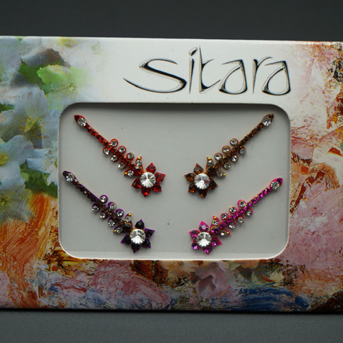 Sitara Multi Pack Diamante Bindi