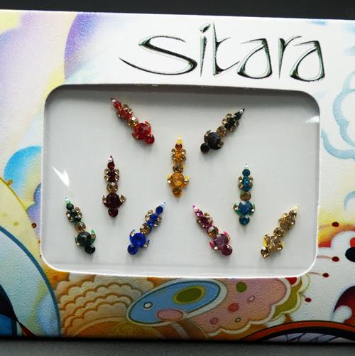 Sitara - Multi Pack Diamante Bindi