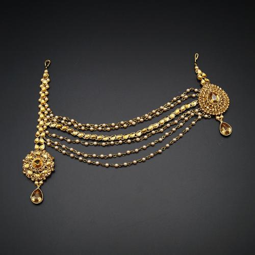 Ela Gold Diamante -Pearl Mathaa Pathi / Passa- Gold
