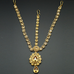 Nadi Gold Diamante Mathaa Pathi - Gold
