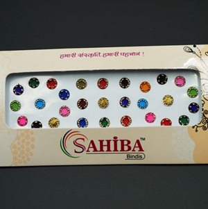 Sahiba - Multi Pack Diamante Bindi