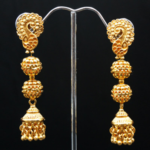 Dava Long Mala Set - Gold