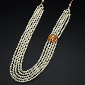 Jav - Groom Sherwani Haar - Gold