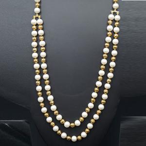 Thund Groom Sherwani Haar - Gold