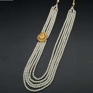 Seya Groom Sherwani Haar - Gold