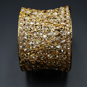 Bilpa Gold Polki Stone kharas -AntiqueGold