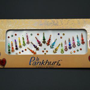 Pankhuri - Multi Pack Diamante Bindi