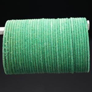 Light Green Velvet Bangles