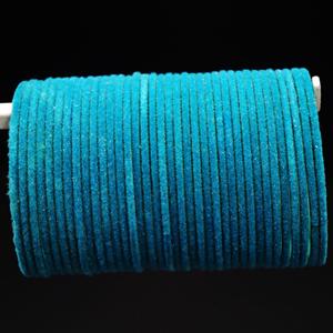 Turquoise Velvet Bangles