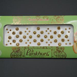 Pankhuri - Gold Pack Diamante Bindi