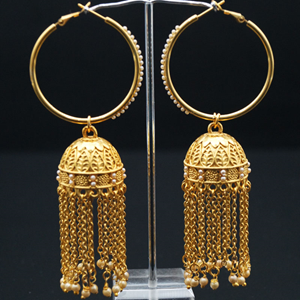 Julfa Bali (Hoop) Earrings -Gold