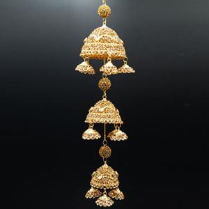 Eyal Gold Diamante Kaleeray - Gold