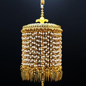 Har Pearl Kaleeray - Gold