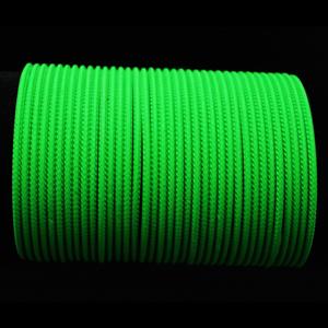 Green (Bright) Matt Bangles
